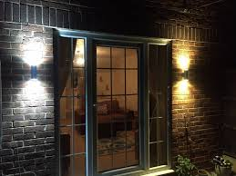 furniture top led wall lights outdoor design kichler outdoor