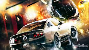 world famous and popular nfs most wanted game hd pictures and