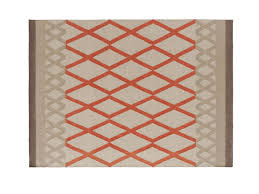 gandia blasco tappeti tappeto in a motivi geometrici rhomb collezione kilim by gan