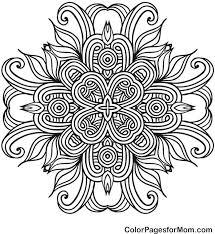 194 mandala u0026 coloring pages images coloring