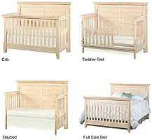 Cheap Convertible Crib Baby Cache Overland 4 In 1 Convertible Crib Sandstone Babies R Us