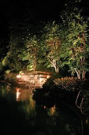 Underwater Landscape Lighting by Custom Pool Lighting Outdoor Lighting Perspectives