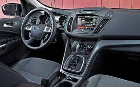 Ford Escape Black - 2013 2014 compact crossover comparison motor trend