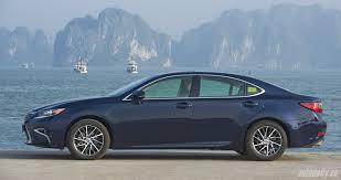 xe lexus viet nam đánh giá lexus es 350 2016 u0026quot chất u0026quot tinh tế của xe hạng sang