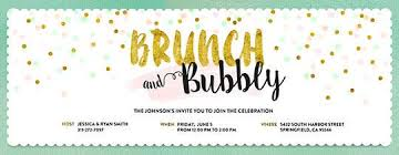chagne brunch invitations free brunch lunch get together invitations evite