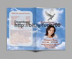 funeral program sle free funeral template oloschurchtp