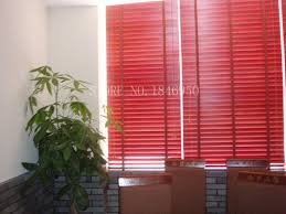 Wholesale Blind Factory Factory Outlets Ps001 Redbasswood Door Curtains Window Venetian