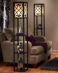 Table Lamps For Living Room Modern by 25 Best Floor Lamp With Shelves Ideas On Pinterest Ikea Must