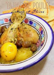 poulet aux citrons confits cuisine tajine de poulet au citron confit recettes faciles recettes
