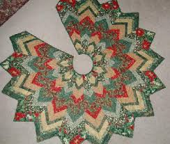 tree skirt quilt patterns decor