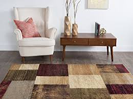 universal rugs 105210 multi 5x7 area rug 5 by 7