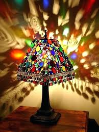 Stained Glass Ceiling Fan Light Shades Ceiling Fan With Stained Glass Light Jkimisyellow Me