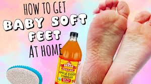how to use vinegar to get rid of hair dye get rid of dry crusty feet with apple cider vinegar youtube