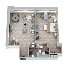 Hotel Suite Floor Plan One Bedroom Hotel Suites In New York Lotte New York Palace