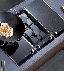 Siemens Cooktop Induction Cda Hvg93bl Four Burner Linear Gas On Glass Hob Black Kitchen