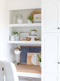 modern kitchen open shelving how to style open shelving in the kitchen a burst of beautiful