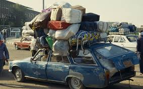 Africas Most Insanely Overloaded Vehicles Africa Cars And Peugeot - Everything and the kitchen sink