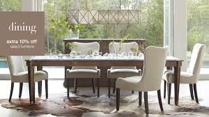 Upholstered Banquette Contemporary Design Arhaus Dining Table Innovational Ideas Eaton