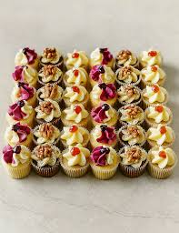 cupcakes large u0026 mini assorted cupcakes for events m u0026s
