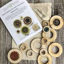 weaver ornament packs purl loop