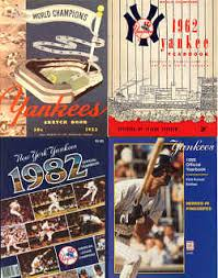 yearbook prices new york yankees yearbook price guide