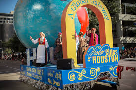 thanksgiving parade in houston articles u0026 photos ellen israel goldberg