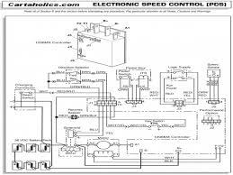 golf cart ezgo pds wiring diagram golf wiring diagrams