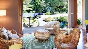 creative design ideas for indoor outdoor living rooms youtube