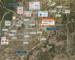 Brooksville Florida Map by Suncoast Crossing Spring Hill Fl 34608 U2013 Retail Space Regency