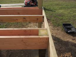 how to build a deck or porch with a roof u2026part 2 roses and wrenches