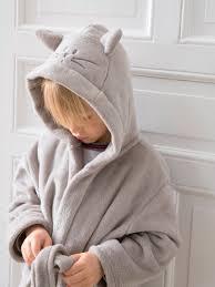 robe chambre enfant robe de chambre enfant polaire maison vetement et déco cyrillus