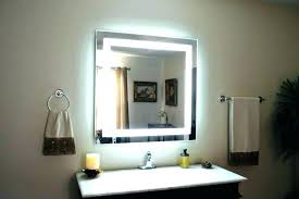 Battery Operated Bathroom Mirrors Large Mirror With Lights High Quality Hair Salon Mirrors With