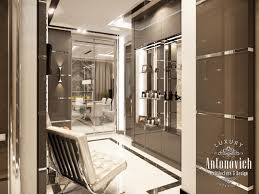 infinity tower dubai interior design