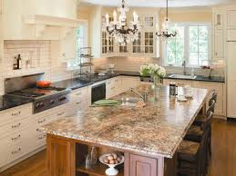granite countertops kitchen counter stone remodeled stunning