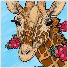 amazon com nature u0027s wonders animal coloring book with bonus