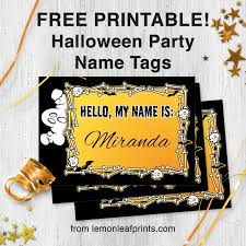 name tags for reunions free printable party name tags