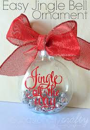 jingle all the way ornament occasionally crafty jingle all the