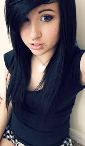 Emo Hairstyles For Girls With Medium Hair by 40 Best Hair Images On Pinterest Scene Hairstyles Emo Scene