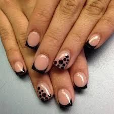 french tip nail design best nail arts 2016 2017