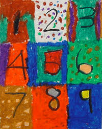 Jasper Johns Map Jasper Johns Grid Jasper Johns Simple Art Projects And Class