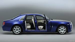 rolls roll royce 2013 rolls royce ghost mazarine blue side hd wallpaper 1