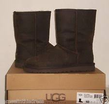 s sutter ugg boots toast ugg australia leather mid calf pull on boots for ebay