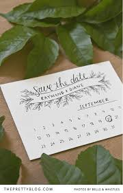 free printable save the date templates you ll