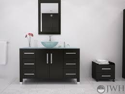 Glass Top Vanities Bathrooms 47