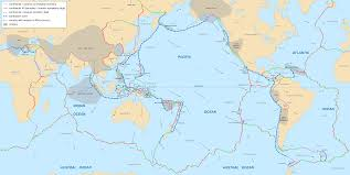 World Map With Seas by File Tectonic Plates Boundaries Detailed En Svg Wikimedia Commons