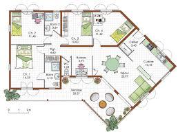 modele maison plain pied 3 chambres modele maison plain pied 3 chambres affordable plan maison