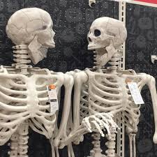 Meme Generator Two Pictures - two skeletons blank template imgflip