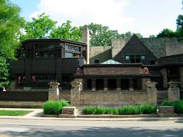 frank lloyd wright inspired home with lush landscaping frank lloyd wright s chicago travel channel
