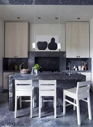 Monochrome Home Decor Slow Architecture An Elegant Monochrome Home In London By