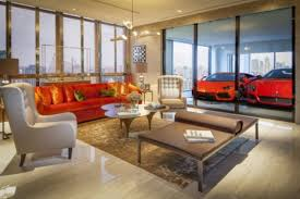 House Car Parking Design Garage Plans Park Your Car In The Living Room Garage 101